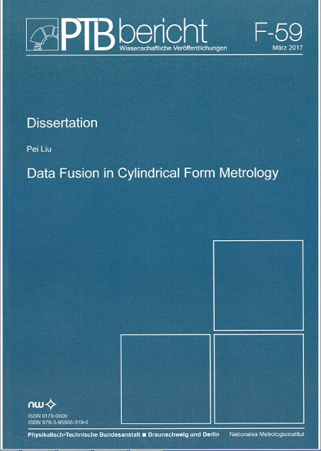 Data Fusion in Cylindrical Form Metrology