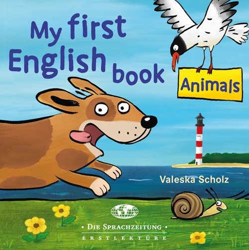 My first English book – Animals