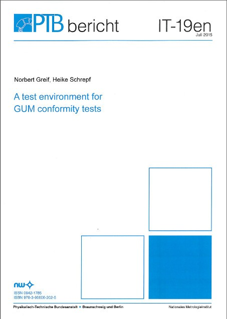 A test evironment for GUM conformity tests