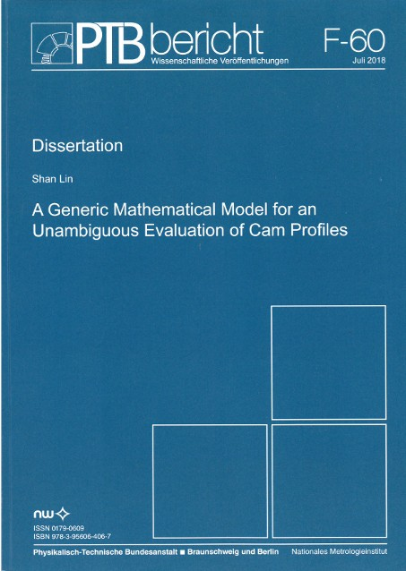 A Generic Mathematical Model for an Unambiguous Evaluation of Cam Profiles