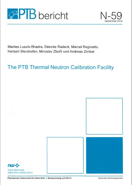 The PTB Thermal Neutron Calibration Facility
