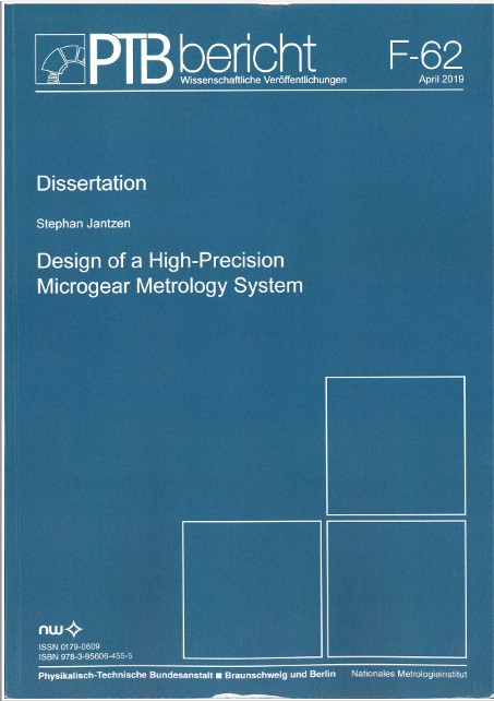 Design of a High-Precision Microgear Metrology System