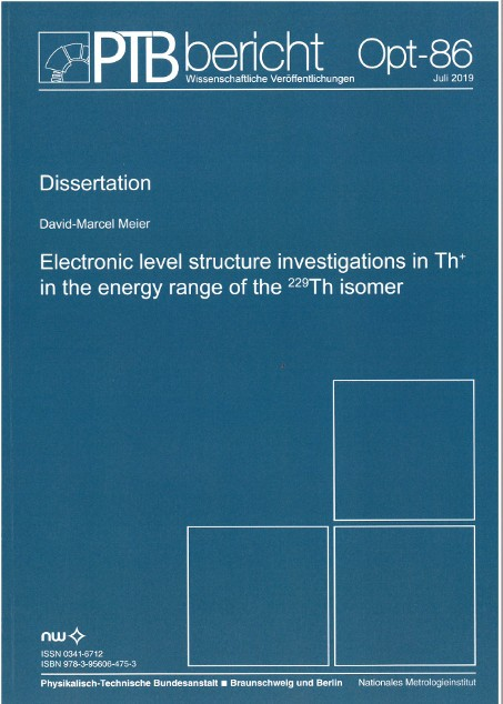 Electronic level structure investigations in Th+ in the energy range of the 229Th isomer