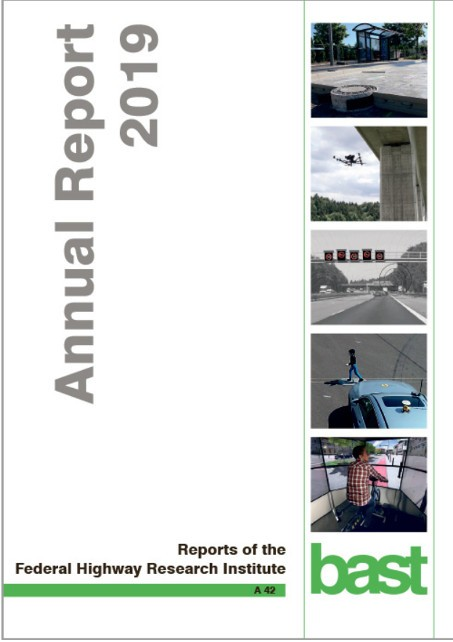 Annual Report 2019 - Reports of the Federal Highway Research Institute