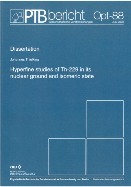 Hyperfine studies of Th-229 in its nuclear ground and isomeric state