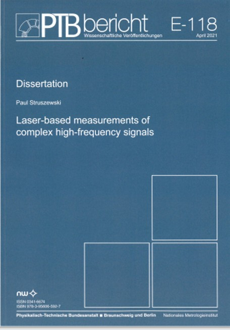 Laser-based measurements of complex high-frequency signals