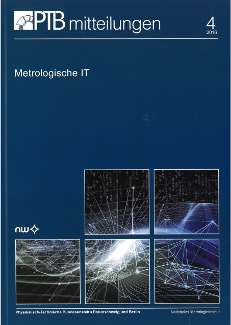 Metrologische IT - Teil I